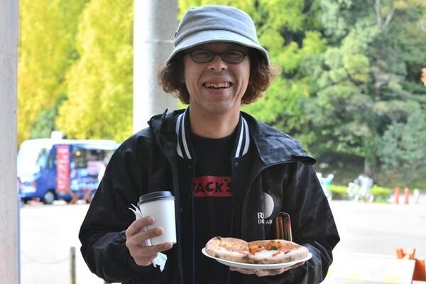 ライブ配信では、濱野さんが憧れる(?)平畠啓史さんと共演。どんな掛け合いが見られるのか