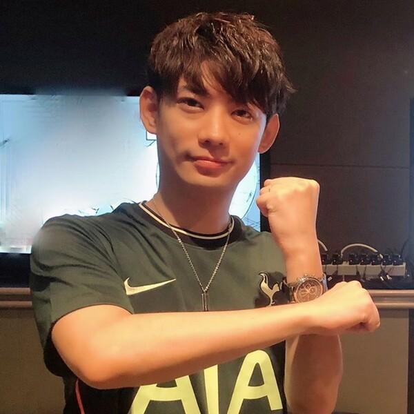 声優界きってのサッカーフリーク濱野大輝さん。ライブ配信に出演する鹿島vs.G大阪の注目ポイントを聞いた