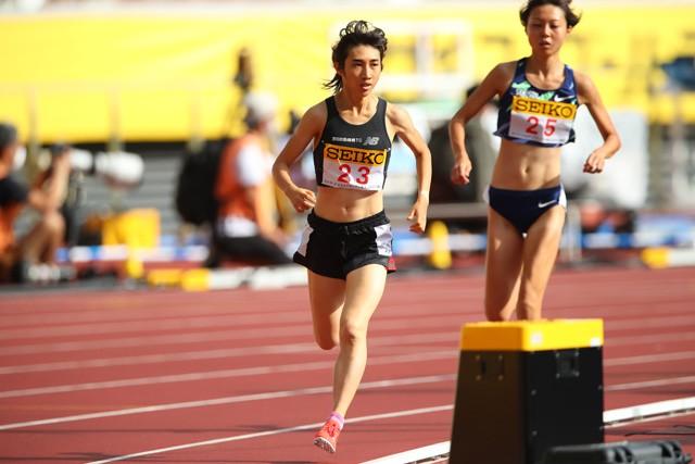 女子1500メートルでは田中が日本記録を14年ぶりに塗り替える好走。前記録保持者である、同郷の小林祐梨子にも最高の報告をできそうだ