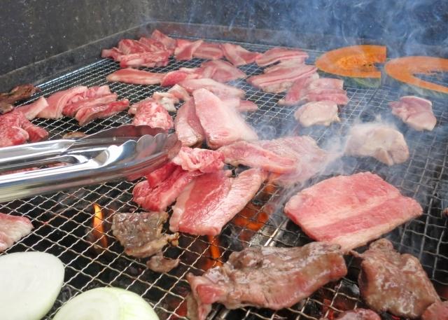 バーベキューのお肉 大人・こども一人あたりの目安量