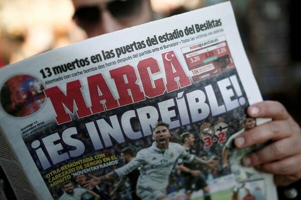 スペインの4大スポーツ紙は、それぞれブランドも確立されており、情報の信頼性も高い。各媒体が管理する直営のニュースサイトも人気だ