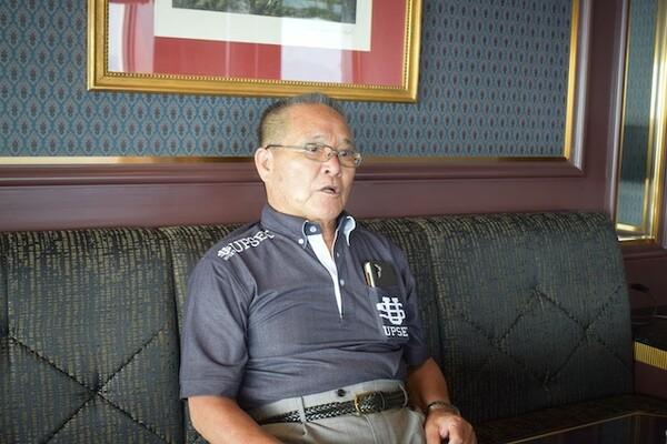 全国的に無名に近い高校球児だった鈴木誠也を発掘した苑田スカウト。今年も、気になる高校生がいたら引退後の練習も追いかけるという