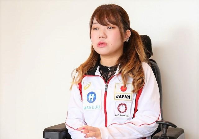 パラ射撃で東京パラリンピック日本人内定第一号となった水田光夏が、「静」のスポーツの魅力や観戦のポイントを語った