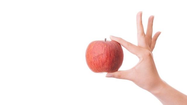 こんなところにも嬉しい効果が! りんごの効果効能
