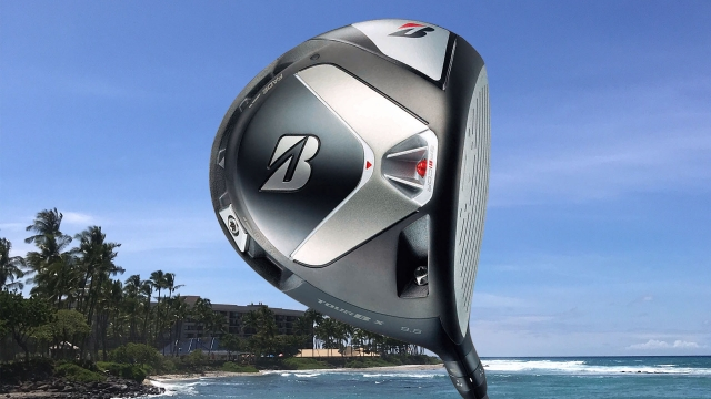 最新技術で操作性が良い!ブリヂストンの新作「TOUR B X ドライバー」