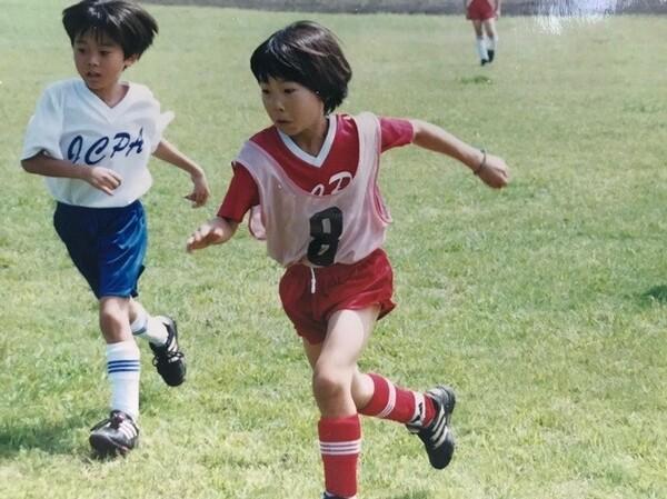 小林祐希は年中から小学6年生までJACPA東京FCに在籍