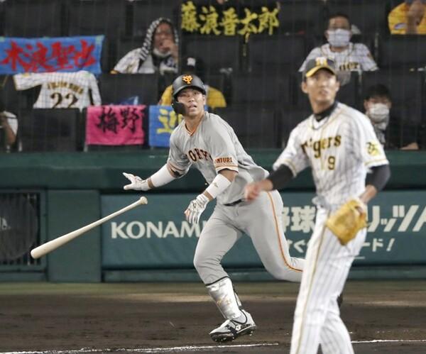 巨人・大城は5試合中3試合でスタメンマスクを被り、打率4割超、1本塁打6打点の活躍を見せた