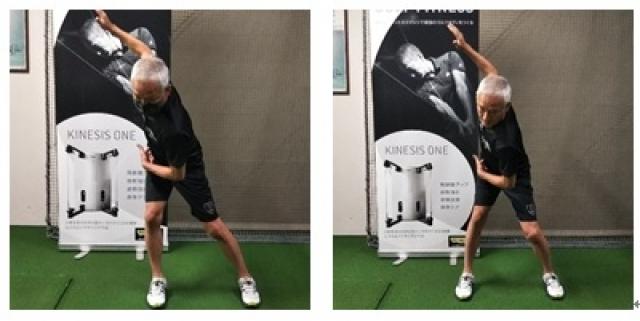 シニアゴルファー必見!「股関節の粘りと強さを生み出すためのエクササイズ」