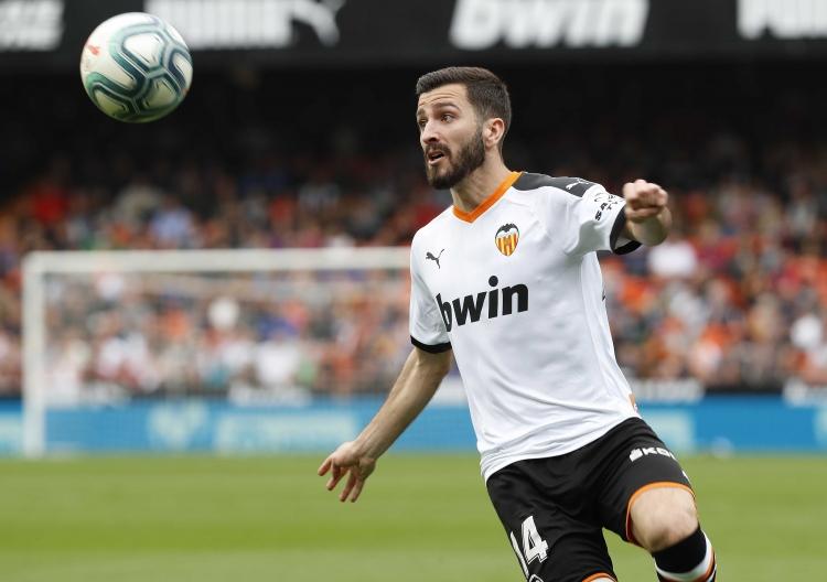 ガヤは今季からバレンシアの新キャプテンに就任