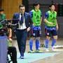 【フットサル日本代表】バルドラール浦安とのトレーニングマッチで、逆転負けを喫する……。