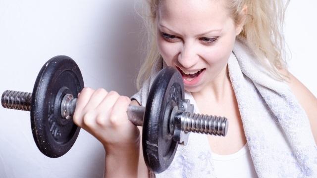 効果的なウエイトトレーニングとは〜週何回?内容は?