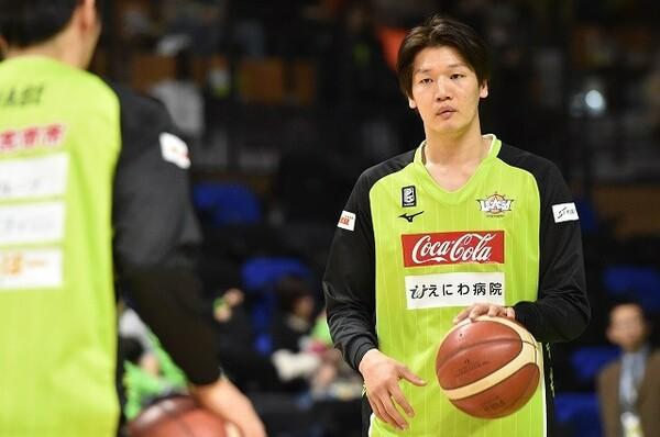 レジェンド・折茂武彦の引退により北海道の顔となった桜井良太。チーム初のチャンピオンシップ出場を目指す