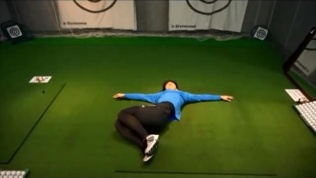 【ゴルフ】捻転差をアップし飛距離を出す方法