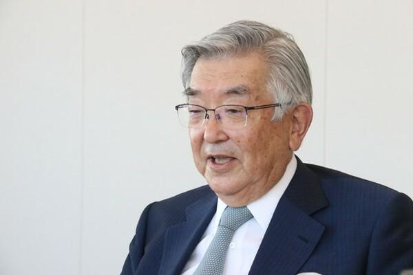 NPBの斉藤惇コミッショナーが独占インタビューに応じてくれた
