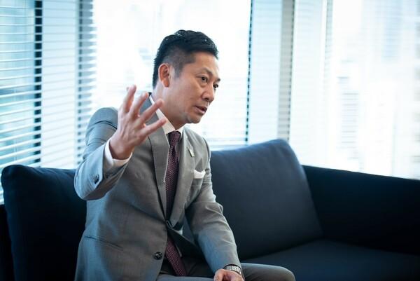 千葉ジェッツふなばし時代は社員教育に投資したと語る島田チェアマン