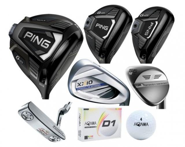 ウッド3部門はPING『G425』が首位キープ、ボール部門では本間ゴルフ『D1 2020』が初登場1位に【9月28日〜10月4日に売れたギアはコレ!】