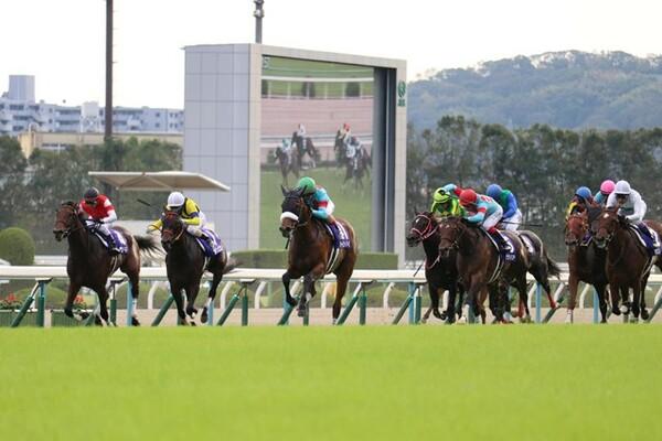 秋華賞で無敗の三冠牝馬誕生なるか、競馬予想AIの答えはいかに!?(写真は18年秋華賞)