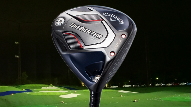 最新技術搭載でゴルファーにやさしい!キャロウェイ「BIG BERTHA ドライバー」