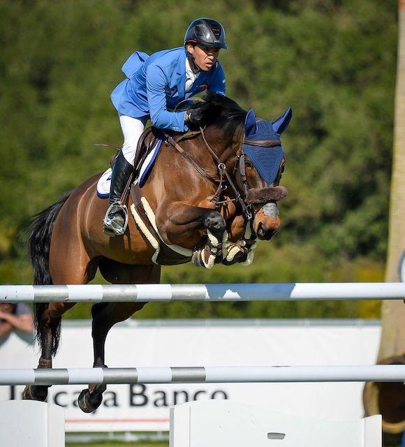 馬術は五輪で唯一動物と一緒に出場する競技。それだけにパートナーである馬とのコミュニケーションが結果を大きく左右する