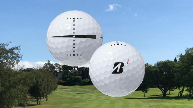 世界のトッププロが選ぶ高性能ボール!ブリヂストン「TOUR B X ボール」