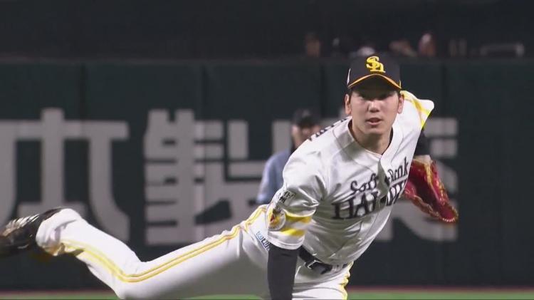 福岡ソフトバンクホークス・石川柊太投手