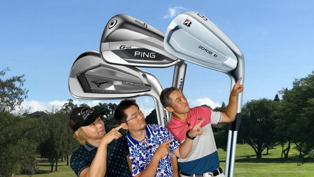 【徹底討論】ゴルフ識者3人が2020年新作アイアンを語る