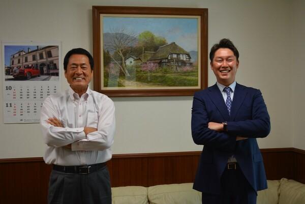 中畑氏と新井氏は駒大の先輩・後輩であり、中畑氏が新井氏にずっと目をかけてきた師弟の関係でもある。今回の対談では「監督」というテーマで、お二人にとことん語り合ってもらった