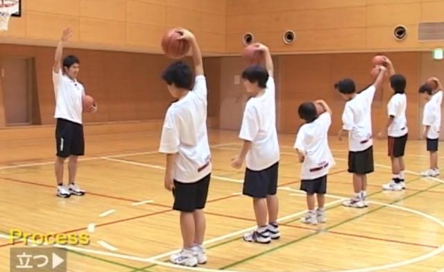 【バスケ練習メニュー】高低ドリブル
