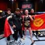 【UFC】シェフチェンコがマイアを退けて女子フライ級王座防衛!