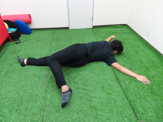 【ゴルフトレーニング】 目指せ、スコアアップ!疲れを残さないために