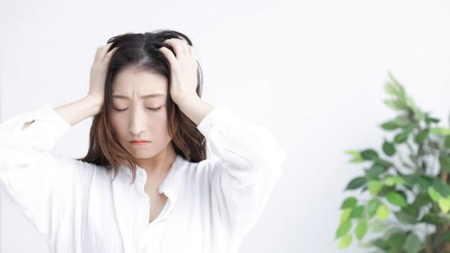不調の原因?「頭皮のむくみ」