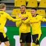 BVB、ブルッヘに快勝し16強へ前進