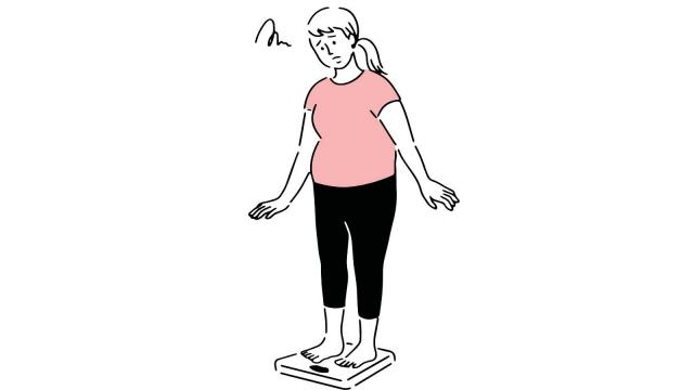 40歳を過ぎると太りやすいのはなぜ?太らない体になるために知っておきたい4つのこと