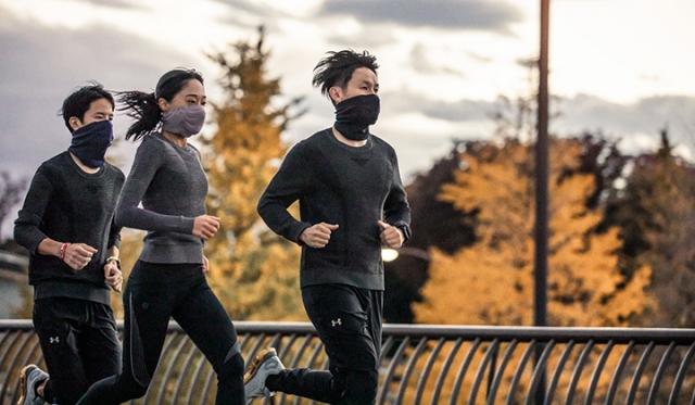 【アンダーアーマー】「UAスポーツマスク」に2つの新商品が登場