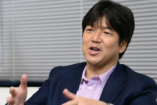 """名波さんはC大阪・坂元達裕を挙げて「""""色気のある選手""""が出てきた」と評する"""