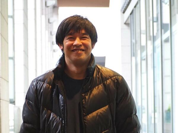 現在は都内の不動産会社に勤務する田原豊。第2の人生を歩んでいる