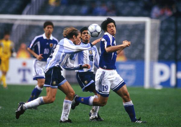 田原豊「本当にGKとの一対一は苦手でしたからね。でも、浮いたボールはめちゃくちゃ得意でした」