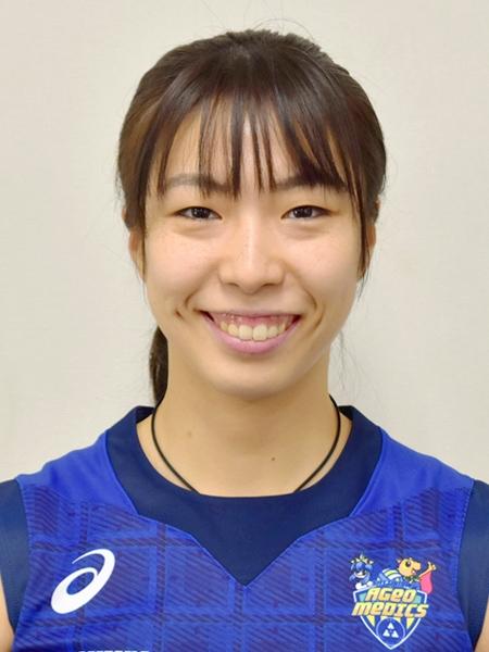 背番号17 鎌田咲希(かまた・さき)選手