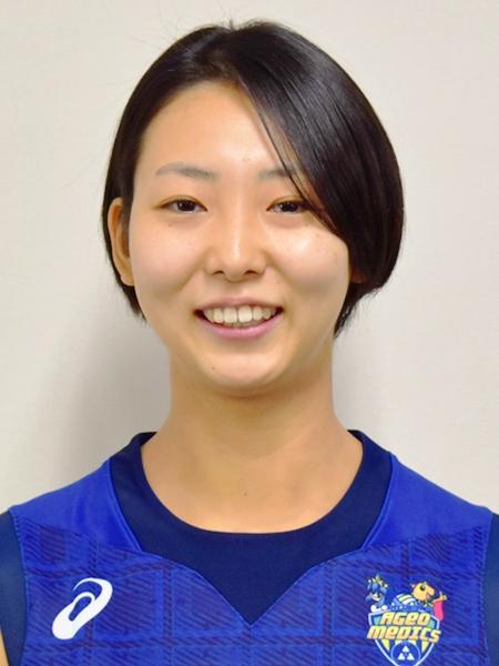背番号21 栗栖 明歩(くりす・あきほ)選手