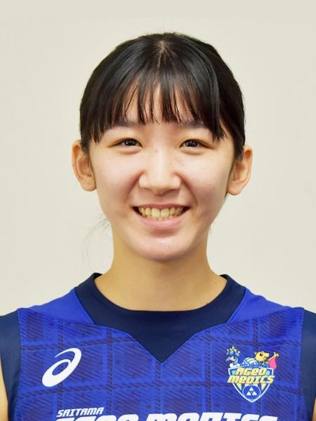 背番号22 目黒 安希(めぐろ・あき)選手