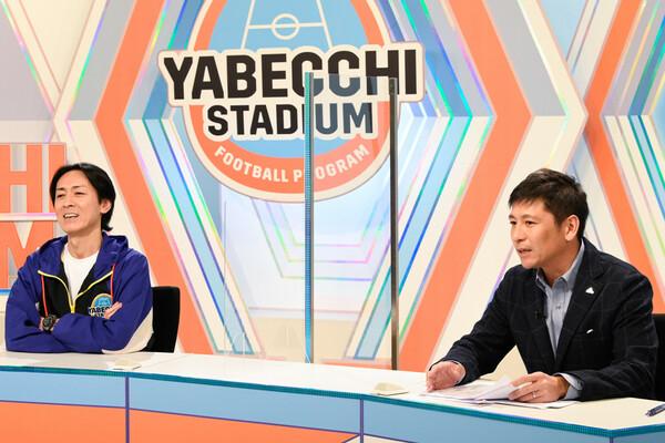 "Jリーグを象徴する""機微を読む選手""として矢部さんと中田さんが挙げたのは、関西のあの選手と、王者の中盤を支えるあの選手だった"