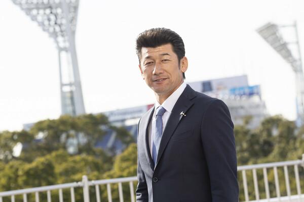 新監督として新しい年を迎えた三浦大輔監督が2021年に思いをはせ、語ってくれた