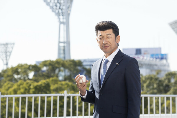 横浜を愛し、ベイスターズを愛する男が誓うのはもちろん優勝だ