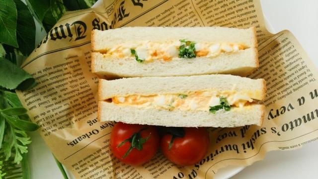 手軽で楽しいキャンプでオススメのサンドイッチレシピ