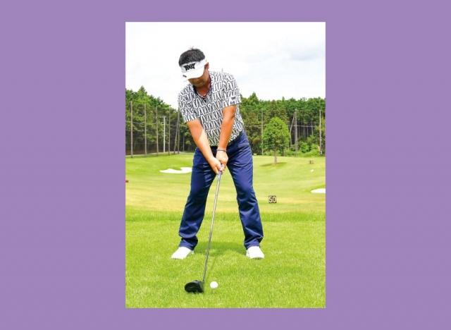自分の右前方にある目標を見ると無意識に体が右を向く。