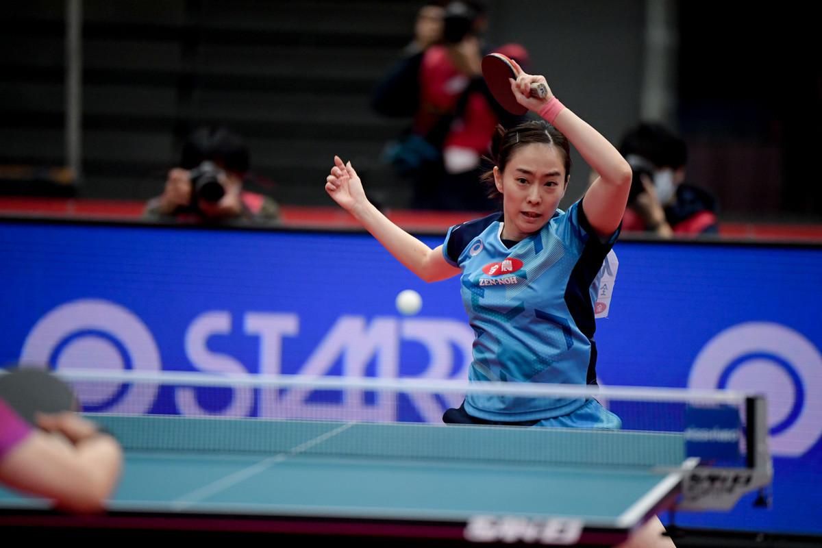石川は、若い選手の台頭が目覚ましい日本卓球界でも進化の可能性を信じ挑戦し続けてきた