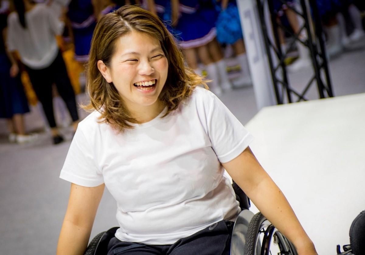 パラパワーリフティングで日本女子選手初となるパラリンピック出場を目指す山本恵理に、競技の魅力について聞いた