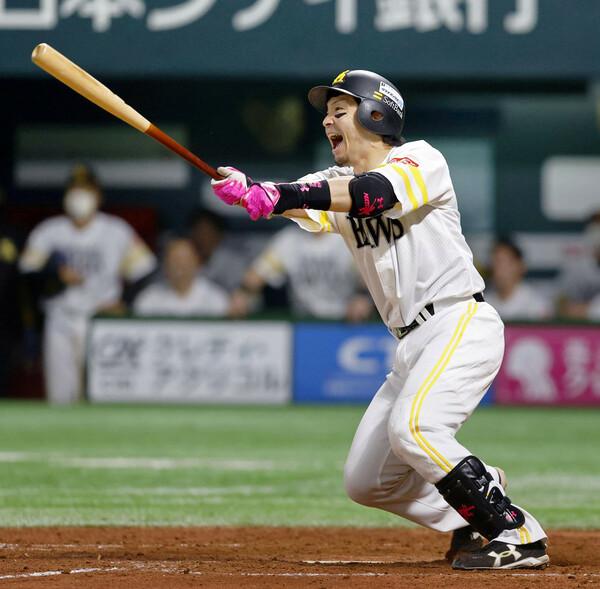 今年の5月で38歳になる松田だが、プレースタイルは若々しさそのもの。オフは国内で自主トレを行い、もう一度基礎体力を向上させることをテーマにしていた
