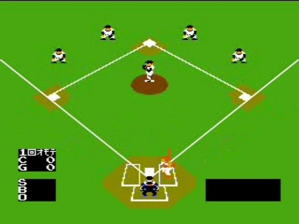 任天堂の『ベースボール』が野球ゲームとして初めてミリオンセラーを記録。過去にも野球ゲームは存在したが、本作が日本の家庭用野球ゲームの起源となった