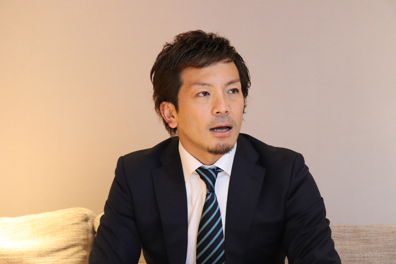 東京五輪の代表入りについて、「ギリギリの立場というのは僕が分かっています」と話しつつ、「日本代表の旗手をしたいです!」と意気込みを語る